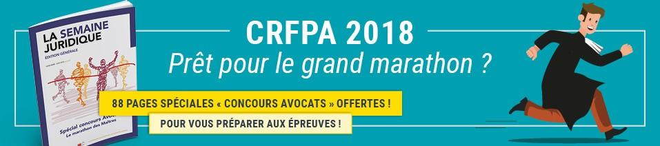 CONCOURS AVOCATS