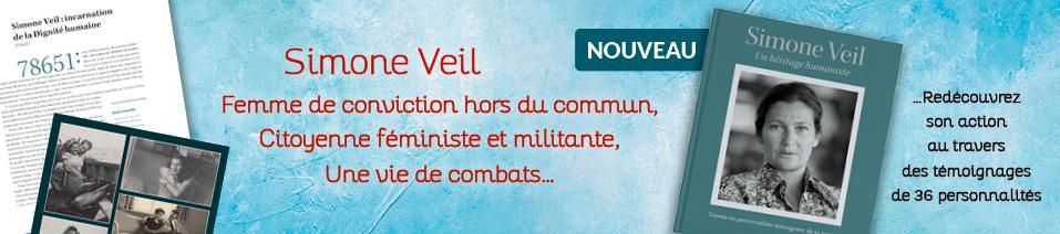 INÉDIT - Simone Veil