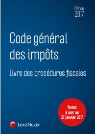 Code général des impôts 2017