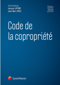 Code de la copropriété 2019
