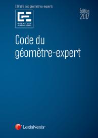 Code du géomètre-expert 2017