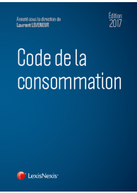Code de la consommation 2017