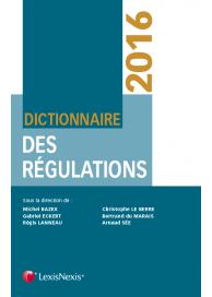 Dictionnaire des régulations 2016