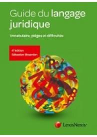 Guide du langage juridique