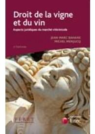 Droit de la vigne et du vin
