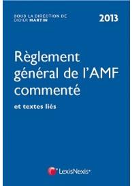 Règlement général de l'AMF commenté