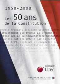 Les 50 ans de la Constitution de 1958