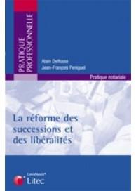 La réforme des successions et des libéralités