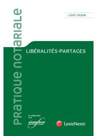 Libéralités-partages