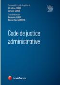 Code de justice administrative 2017