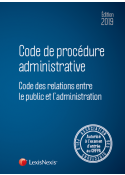 Code de procédure administrative 2019