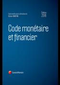 Code monétaire et financier 2018