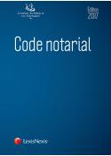 Code notarial 2017