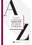 Dictionnaire de droit public interne