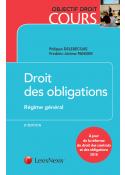 Droit des obligations - Régime général