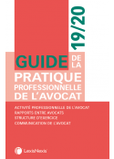 Guide de la pratique professionnelle de l'avocat 2019/2020