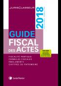Guide fiscal des actes 2ème semestre 2018
