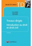 Travaux dirigés Introduction au droit et au droit civil