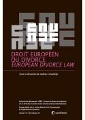 Le droit européen du divorce