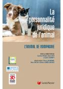La personnalité juridique de l'animal
