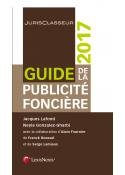 Guide de la publicité foncière 2017