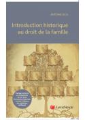 Introduction historique au droit de la famille