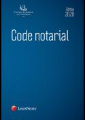 Code notarial 2020