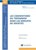 Les conventions de trésorerie dans les groupes de sociétés