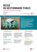 Revue du gestionnaire public